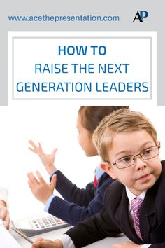 How can we help raise the next generation leaders?Who are they? And what are the key things we should teach and provide for them to enable them to develop into great leaders? The next generation leaders we envision are powerful, inspiring and emotionally intelligent individuals. They will be at the forefront of innovation and the main drivers of change and people's development.  #leadership #leadershipdevelopment #raisingleaders #personaldevelopment