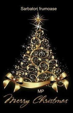 Christmas Images Hd, Merry Christmas Pictures, Merry Christmas Card, Merry Christmas And Happy New Year, Christmas Tree, Gold Christmas Decorations, Christmas Colors, Black Christmas, Vintage Christmas