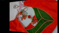 New Saree Blouse Designs, Blouse Patterns, Blouse Desings, Indian Look, Stylish Blouse Design, Blouse Models, Blouse Neck, Krishna, Simple Designs