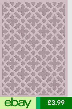 "Stencil Moroccan Pattern Medium Scale Seamless Pattern 11.5/"" Walls Pillow Canvas"