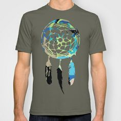 Catching Dreams T-shirt by Kelly Stahley Designs - $22.00