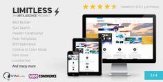 Free Limitless - Multipurpose Drag n Drop WordPress Theme ver 2.1.3  - http://wordpressthemes.im/free-limitless-multipurpose-drag-n-drop-wordpress-theme-ver-2-1-3/