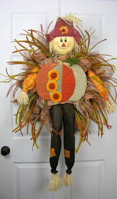 Wreath on pinterest fall deco mesh fall wreaths and mesh wreaths