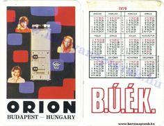 1976 - 1976_0170 - Régi magyar kártyanaptárak