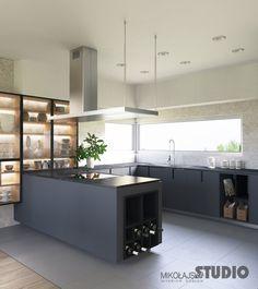 Finde Moderne Küche Designs: Villa Auf Der Unrugstraße. Entdecke Die  Schönsten Bilder Zur Inspiration