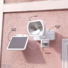 Safe Home Security Tips - House Gadgets - Instandhaltungsarbeiten Safe Home Security, Wireless Home Security Systems, Safety And Security, Security Cameras For Home, Security Products, Security Alarm, Security Gadgets, Security Companies, Security Solutions