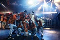 MTV Hip Hop Awards - Yessai Squad - Ph: Simone Fratti