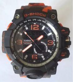 5166b198a65 Loja Virtual Cabanascuba · Relógios e Smartwatch ·  Descrição do Produto   Relógio G-shock Camuflado Analógico e Digital Modelo mudmaster Material