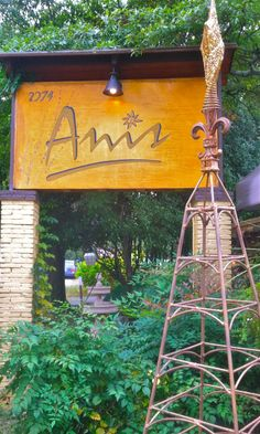 Anis Cafe and Bistro - Buckhead, Atlanta -- French Bistro