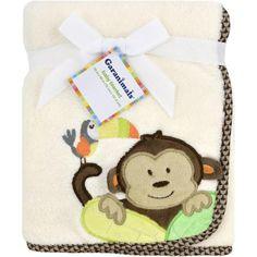 Walmart Swaddle Blankets Best Garanimals 4Pack Receiving Blanket Yellow  Walmart  Baby's Design Decoration