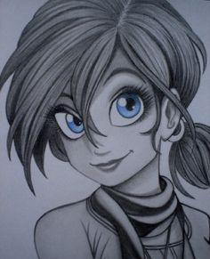 IRMA FACE by sinsenor.deviantart.com on @deviantART    :)
