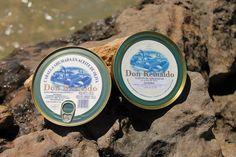 Sardinas y caballa ahumadas en aceite de oliva Don Reinaldo, de lo mejorcito de la costa gallega.