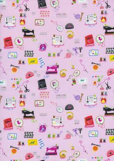 For the mad sewers out there....Japanese fabric