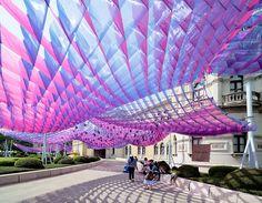 all(zone) marmalade sky pavilion #pavilionarchitecture