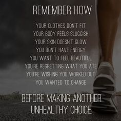 Make the right choice and try our jump start diet! Make memories worth remembering :)