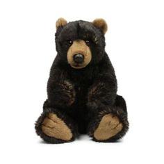 NEU mit Etikett: WWF Plüschtier sitzender Grizzlybär 23cm Kuscheltier Braunbär | Spielzeug, Stofftiere, Wald & Wiese | eBay!