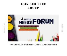 This group is for support, advice, and discussions surrounding the world of being a parent/ carer/ family member or friend, to a child or adult with special needs, and/or have a disability yourself.  Come and join us and chat with friendly, non-judgemental and inspiring people, who understand and acknowledge the sheer hard work that is everyday life for us. Inspiring People, Special Needs, Facebook Sign Up, Disability, Hard Work, Join, Advice, Child, Group
