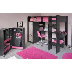 lit fille 8 ans. Black Bedroom Furniture Sets. Home Design Ideas