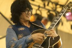 The jazz guitarist Larry Coryell - was known as the Godfather of Fusion. Larry Coryell, In Memorium, Celebrity Deaths, Jazz Artists, Jazz Guitar, We Remember, The Godfather, Over The Years, Movie Stars