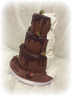 Sanelas Tortenwelt   Hochzeitstorten
