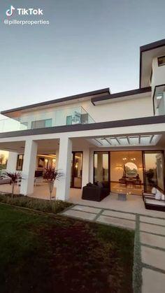 House Plans Uk, Futuristic Architecture, Modern House Design, Future House, Home Projects, Tik Tok, House Ideas, Heaven, Houses