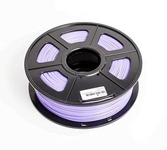 SUNLU 3D Printer Filament PLA , No Bubbles, No Need to Heat, Dimensional Accuracy  /- 0.02 mm, 1 kg Spool, 1.75 mm, Purple * Check this awesome product by going to the link at the image.