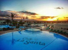 Club La Santa, Sports resort, Lanzarote #Canarias