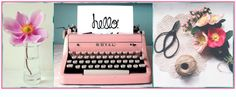 Shabby Chic Hello facebook cover