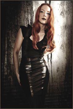 Hard rock dutch redhead