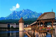 Destination Luzern - Spectacular lake-mountain views, clean air and gorgeous sunshine, not to mention the fantastic museums, animal parks and music concerts. Here's my go-to list for Luzern!