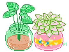 ImageFind images and videos about sticker and pixel art on We Heart It - the app to get lost in what you love. Faire Du Pixel Art, Pixel Art Food, Pixel Characters, 8 Bit Art, Pixel Games, Isometric Art, Kawaii Doodles, Fanarts Anime, Perler Bead Art