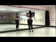 Belly Dance Basics: 3 Types of Turns and How To Practice Them - YouTube