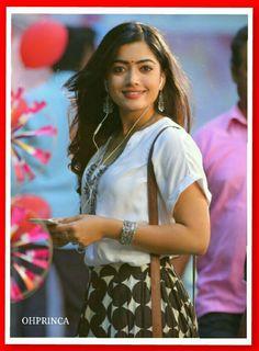 Rashmika Mandanna In Devadas Movie 16 Beautiful Girl Photo, Cute Girl Photo, Beautiful Girl Indian, Most Beautiful Indian Actress, Stylish Girls Photos, Stylish Girl Pic, Girl Photos, Hd Photos, Indian Actress Photos