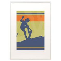 Skater print
