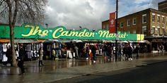 London's most popular open-air market.