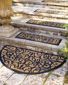Outdoor Stair Treads | Steps On Slopes | Pinterest | Outdoor Stairs, Stair  Treads And Walls