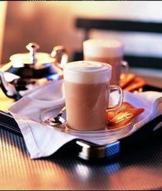 Torani Honey Vanilla Tea Latte