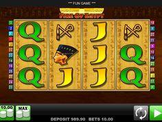 Habe Spaß bei unseren Neusten online Automaten Spiel Fire of Egypt - http://freeslots77.com/de/fire-of-egypt/