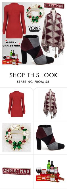 """""""Yoins"""" by s-o-polyvore ❤ liked on Polyvore featuring Roberto Festa, yoins, yoinscollection and loveyoins"""