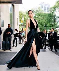 Can't wait for Met Gala 🖤🖤 @adrianalima