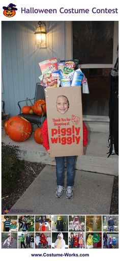 DIY Costumes for Kids - tons of homemade costume ideas!