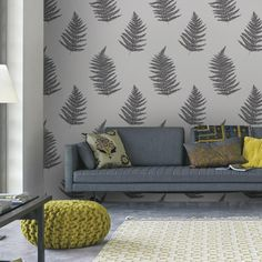 Verdant Taupe | Graham and Brown