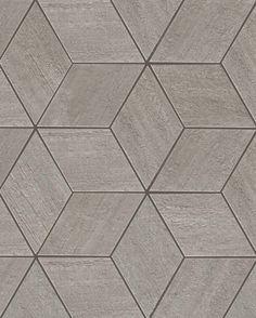 Atlas Concorde Mark Chrome Hexagon Mosaic