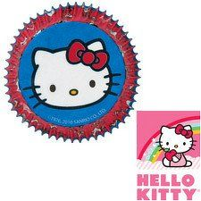 Hello Kitty Cupcake Liners by Wilton