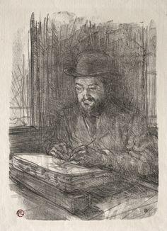 Henri de Toulouse-Lautrec, The Good Lithographer