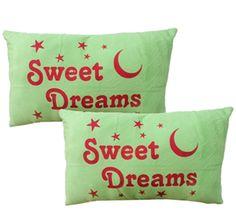 Buy Saaz Dekor Sweet Dream Pillow Cover at Just Rs 399.