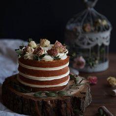 Gâteau Enchantée (Enchanted Cake).