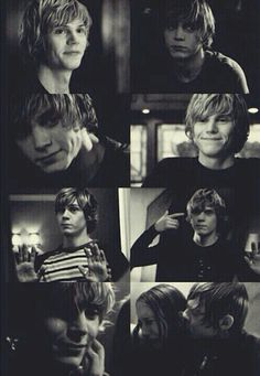 Imagen de american horror story, ahs, and evan peters