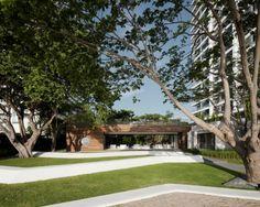 minimalistisches Büro Design in Thailand