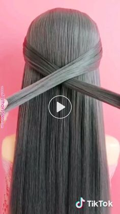 冰冰姐 吖 has just created an awesome short video with original sound - hairstyle_bing | fryzury i nie tylko « Fast Hairstyles